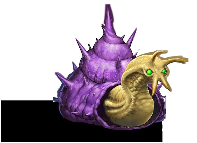 SS神幻石「ユミール」