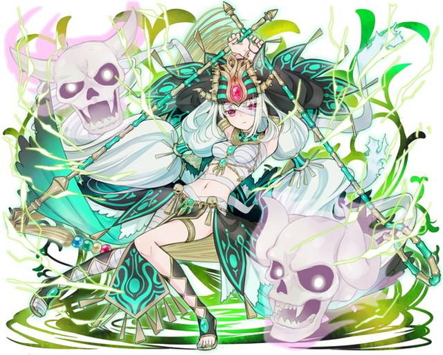 【死出の案内人】神話型オシリス