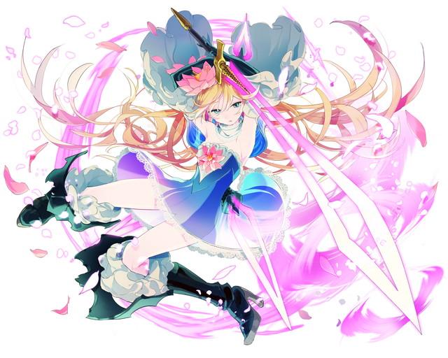 【王者の姉妹剣】神装型アロンダイト