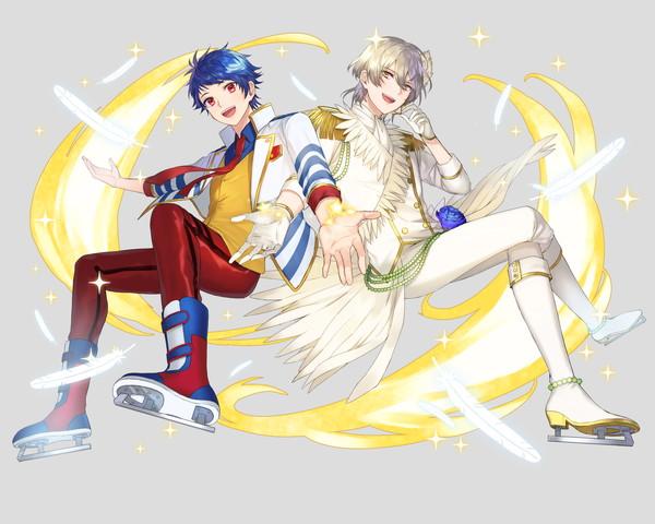 /theme/famitsu/kairi/illust/【久遠の絆】異界型シン&ルヰ(盗賊)