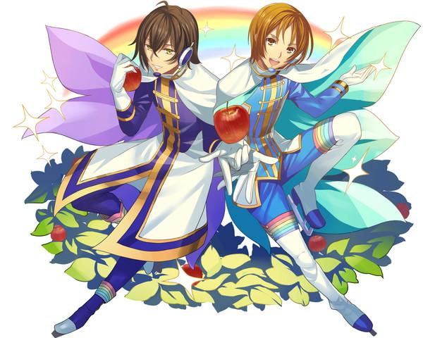 /theme/famitsu/kairi/illust/【僕達のpride】異界型コウジ&ヒロ(歌姫)