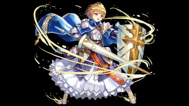キャラクター一覧/【円卓の騎士...