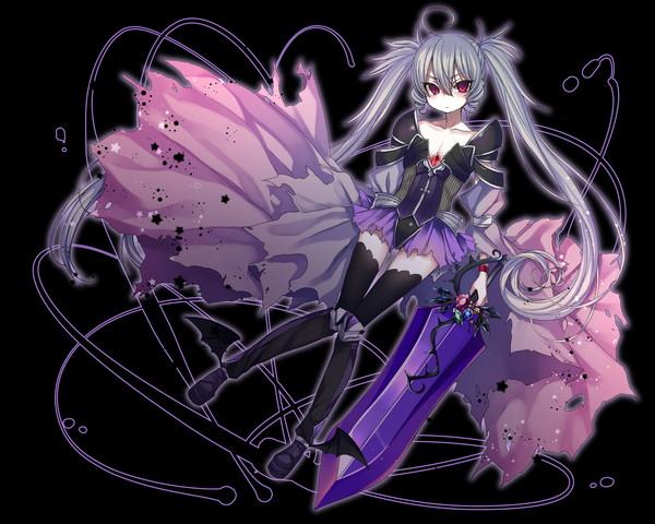 /theme/famitsu/kairi/illust/【堕ちた剣姫】闇堕型イテール(歌姫)