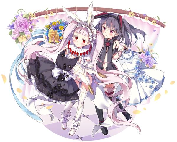 /theme/famitsu/kairi/illust/【妖精】純白型ウアサハ&ファルサリア(傭兵)