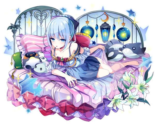 /theme/famitsu/kairi/illust/【安らかな夜】添寝型エヴェイン(歌姫)