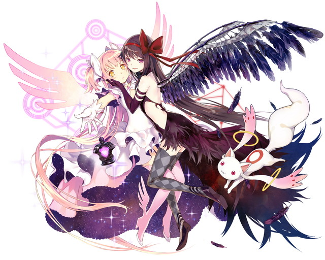 /theme/famitsu/kairi/illust/【希望と叛逆】異界型まどか&ほむら-奇跡-(傭兵)