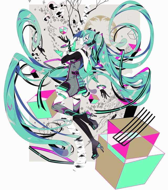 /theme/famitsu/kairi/illust/【心響和音】異界型初音ミク_-しきみ-.jpg