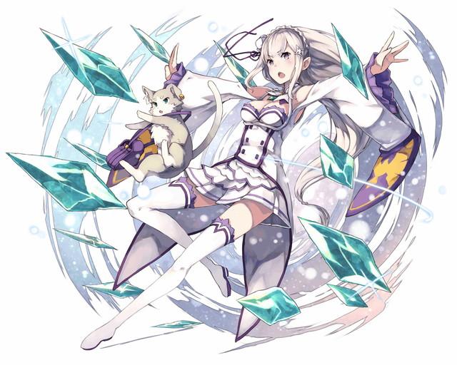 /theme/famitsu/kairi/illust/【愛娘と父猫】異界型エミリア&パック(傭兵)