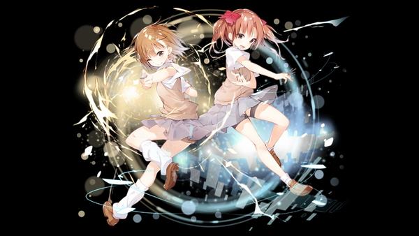 /theme/famitsu/kairi/illust/【最強コンビ】異界型_御坂美琴&白井黒子(富豪)