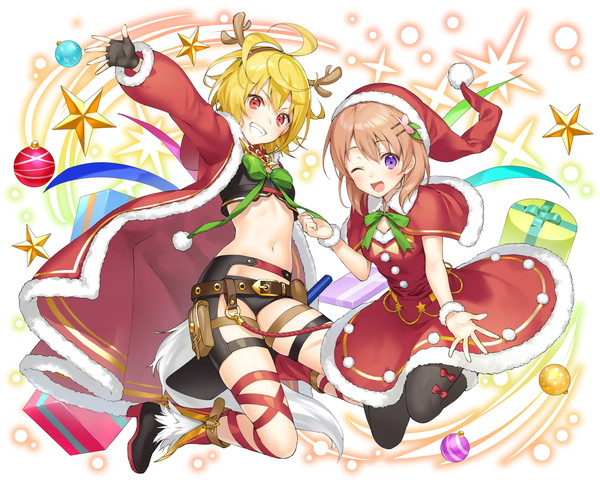 /theme/famitsu/kairi/illust/【楽しいクリスマス】異界型ココア&盗賊アーサー(盗賊)