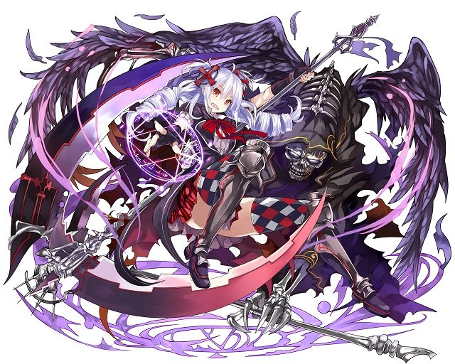 /theme/famitsu/kairi/illust/【漆黒の刈魂者】第二型ペリドッド(歌姫)