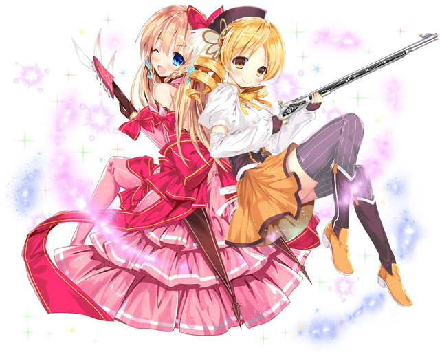 /theme/famitsu/kairi/illust/【瀟洒な舞踏】異界型マミ&歌姫アーサー