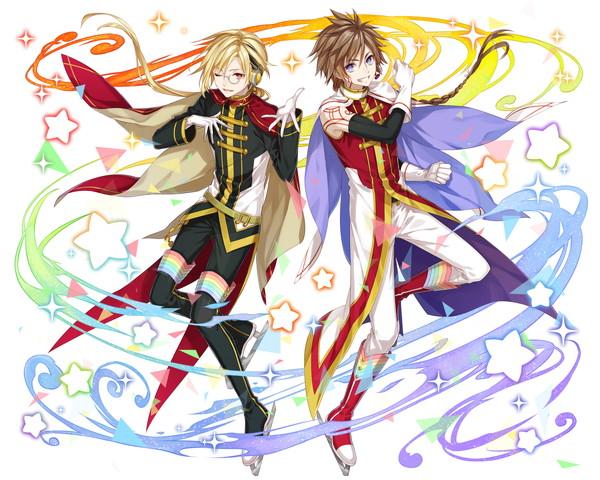 /theme/famitsu/kairi/illust/【煌めく笑顔】虹煌型_傭兵&富豪アーサー(傭兵)