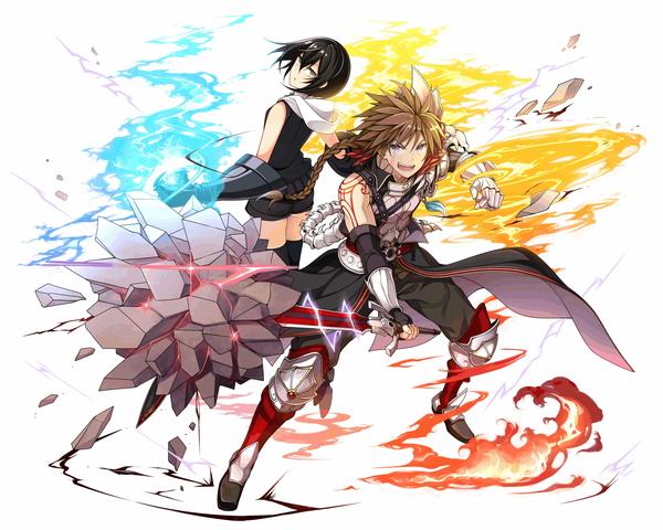 /theme/famitsu/kairi/illust/【絆の炎】相棒型_傭兵アーサー&エターナルフレイム(盗賊)