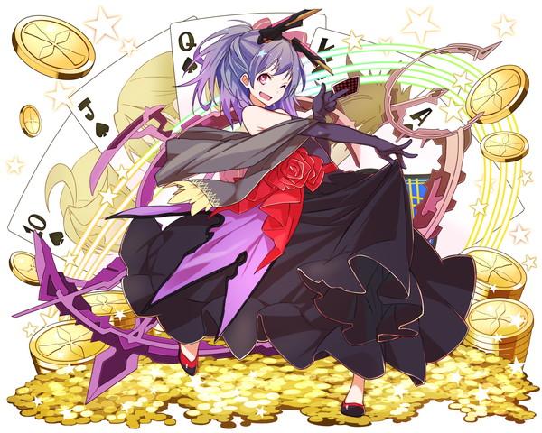 /theme/famitsu/kairi/illust/【絶対勝利女王】礼装型ファルサリア(歌姫)
