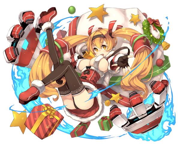 /theme/famitsu/kairi/illust/【聖夜の運送屋】聖夜型サンタクロース(姉)2017