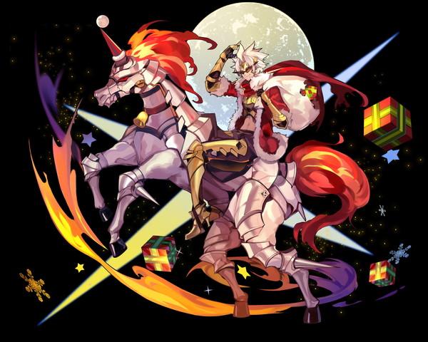 /theme/famitsu/kairi/illust/【聖夜の陽騎士】聖夜型ガウェイン&グリンゴレット