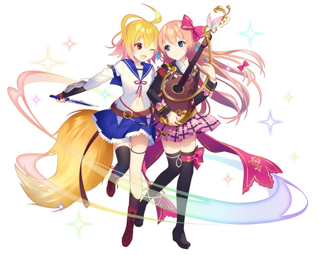 /theme/famitsu/kairi/illust/【騎士】学徒型_盗賊&歌姫アーサー(歌姫)