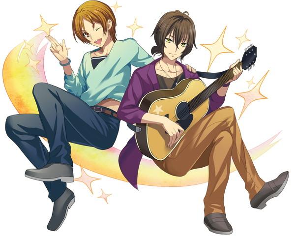 /theme/famitsu/kairi/illust/【騎士】異界型コウジ&ヒロ(歌姫)