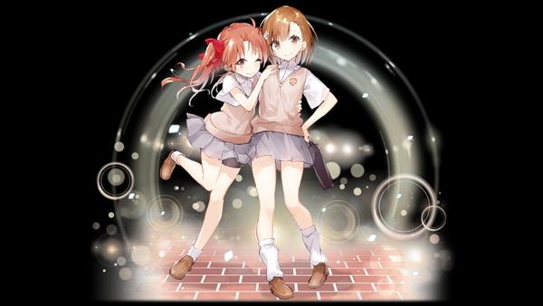 /theme/famitsu/kairi/illust/【騎士】異界型_御坂美琴&白井黒子(歌姫)