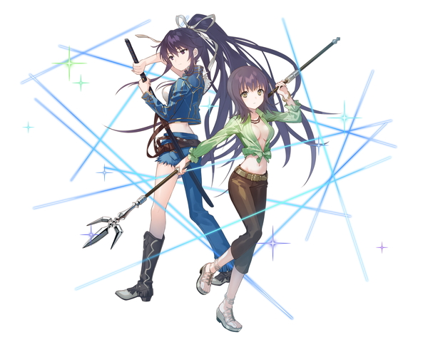 /theme/famitsu/kairi/illust/【騎士】異界型_神裂火織&五和(歌姫)