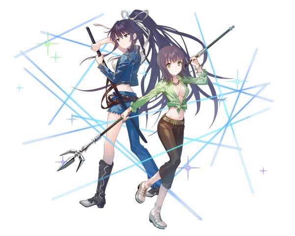 /theme/famitsu/kairi/illust/【騎士】異界型_神裂火織&五和(盗賊)