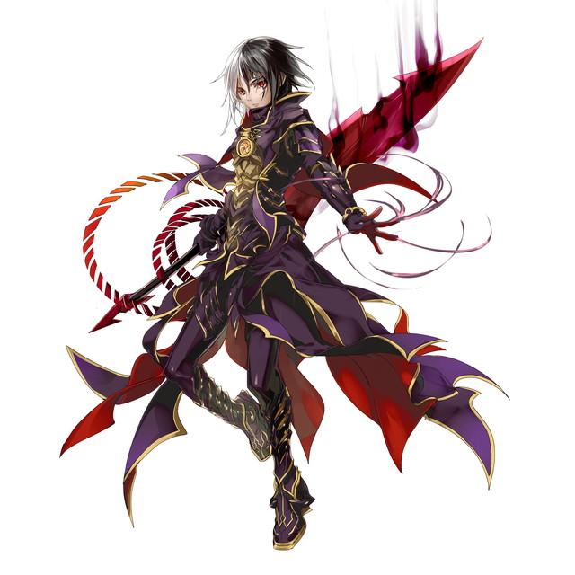 キャラクター一覧騎士竜騎型モードレッド 乖離性ミリオンアーサー