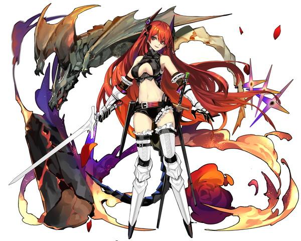 /theme/famitsu/kairi/illust/【黒き竜騎士】竜騎型レウィ