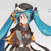 /theme/famitsu/kairi/illust/thumbnail/【騎士】異界型_初音ミク(スカアハ)