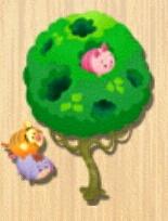 ツムツムの木