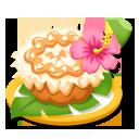 トロピカルココナッツケーキ