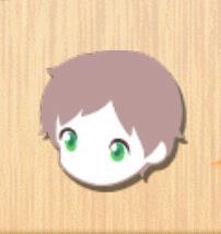 目の色 2