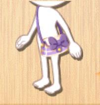 ショルダーポーチ 紫