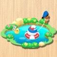 ドナルドエッグの池