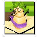 砂のスノーガール