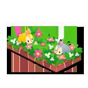 ツムツム花壇 A