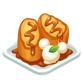 こんがりフレンチトースト