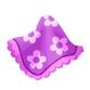 花柄ハンカチーフ