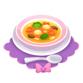 とれたて野菜の元気スープ