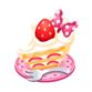 プリンセスショートケーキ