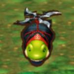 飛びカエル忍者