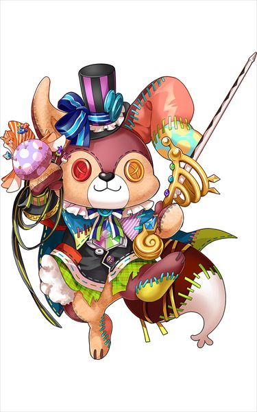 リスリー(神気解放)