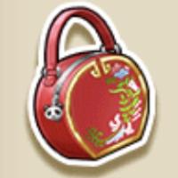 タイカンの小鞄