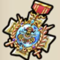 キングホーネットの勲章