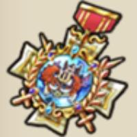 キングシザーズの勲章