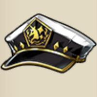 ソルトホーンの制帽