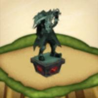 エドガルドの像