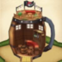 海賊の集まる酒場