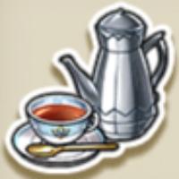 聖夜の紅茶セット
