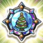 クリスマスツリーのルーン